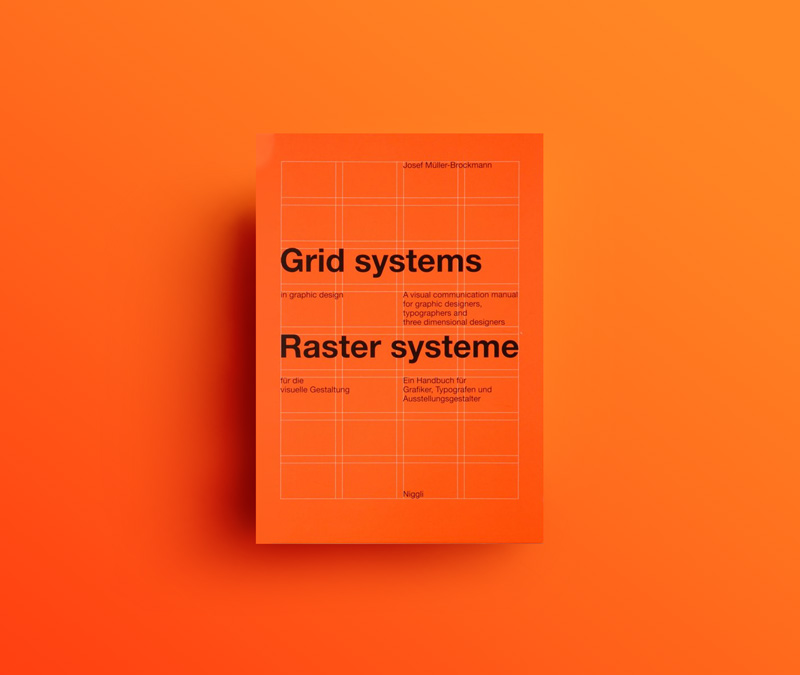 Grid Systems in Graphic Design / by Josef Mülller-Brockmann