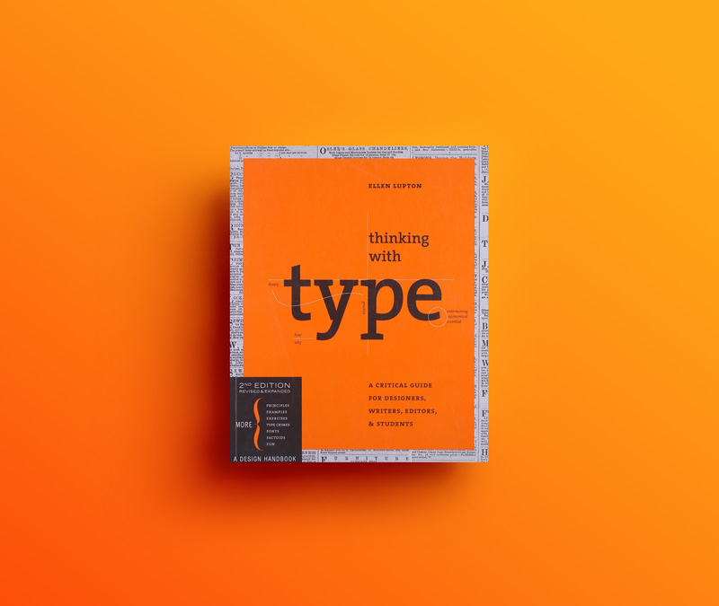 Thinking With Type / by Ellen Lupton