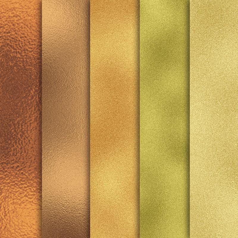 9 Free Gold Foil Texture