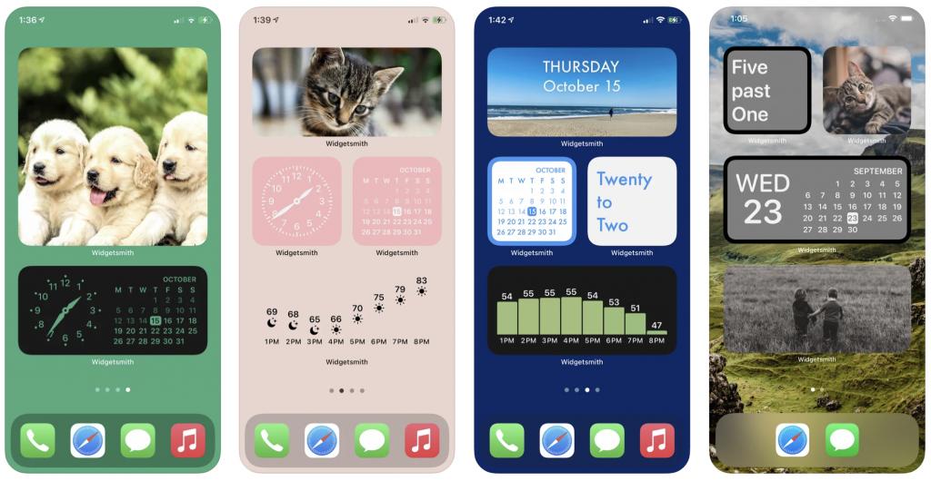Widgetsmith Widgets App